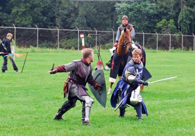 Warren County 4-H Teen Council's Renaissance Faire