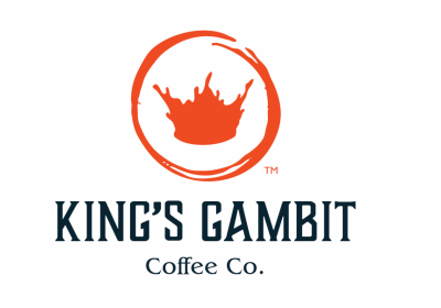 King's Gambit Coffee Company logo