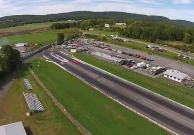 Island Dragway in Great Meadows, Warren County, New Jersey
