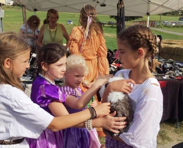 Warren County 4-H Renaissance Faire on September 24 and 25
