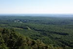 The greater Blairstown area from the Appalachian Trail