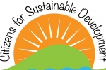 Citizens for Sustainable Development logo