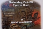 Ghoul's Night Out Dance Party at Belvidere Manor on Oct. 29