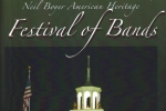 Neil Boyer American Heritage Festival of Bands on October 26 in Phillipsburg