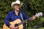 Lee Larson at the Inn at Millrace Pond on September 30