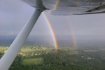 Scenic air tours with Orlandi Flight Center in Blairstown