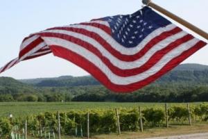 Villa Milagro Vineyards end of summer picnic