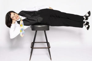 """Curtain Up!"" with Paula Poundstone - Sept. 15"
