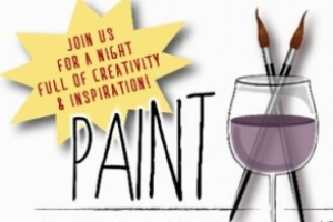 Image result for adult paint night